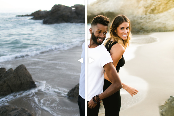 Editing Tips : Before + After Images