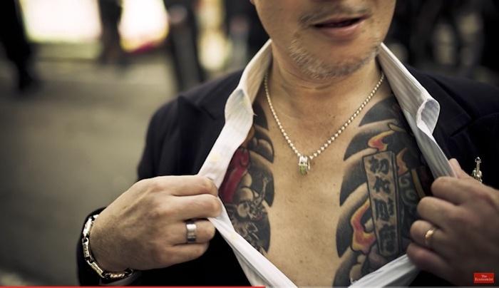 Anton Kusters Photos Show Inside Japans Yakuza Crime