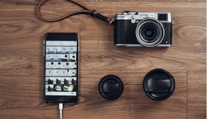 The New and Improved Way to Quickly Transfer Photos from Your DSLR to Your iPhone