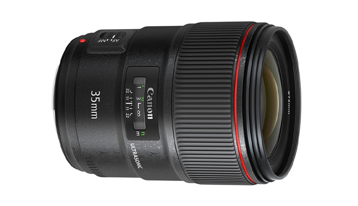Can Canon Dethrone the Sigma Art? Fstoppers Reviews the Canon 35mm f/1.4L II USM
