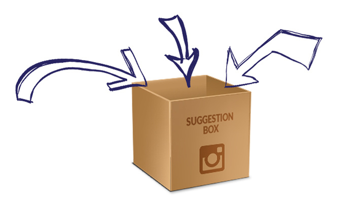 how to delete instagram suggestions