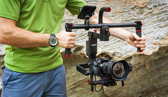 Fstoppers Review Of The Moza Lite Ii 3 Axis Gimbal