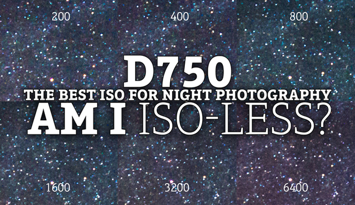 Iso Review Capture The Night Sky With The Iso Less Nikon