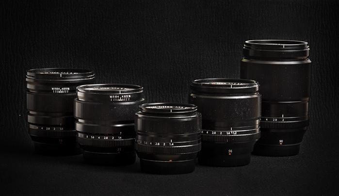 My Top Five Prime Lenses In The Fuji X Photography System