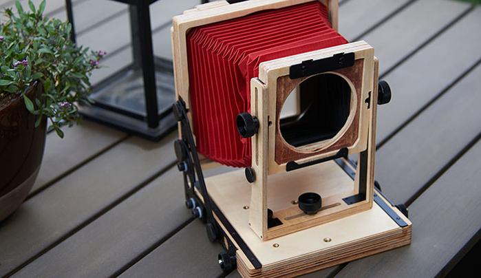Congratulate, excellent Vintage calumet 4x5 cameras for that