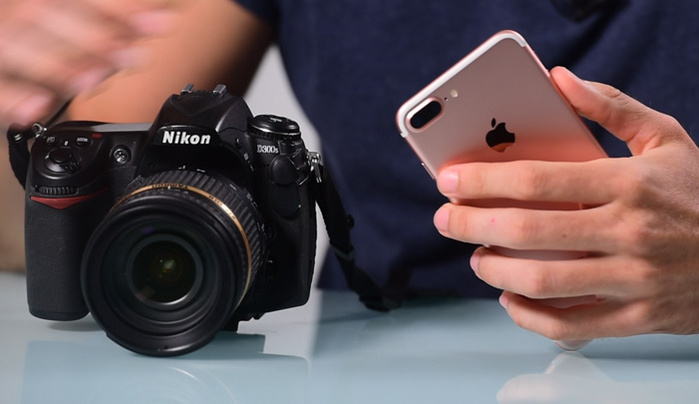 We Compared The Iphone 7 Plus Camera To A Nikon Dslr