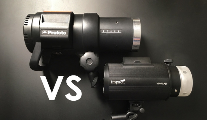 The Venture Ttl 600 Strobe Competes With The Profoto B1 At