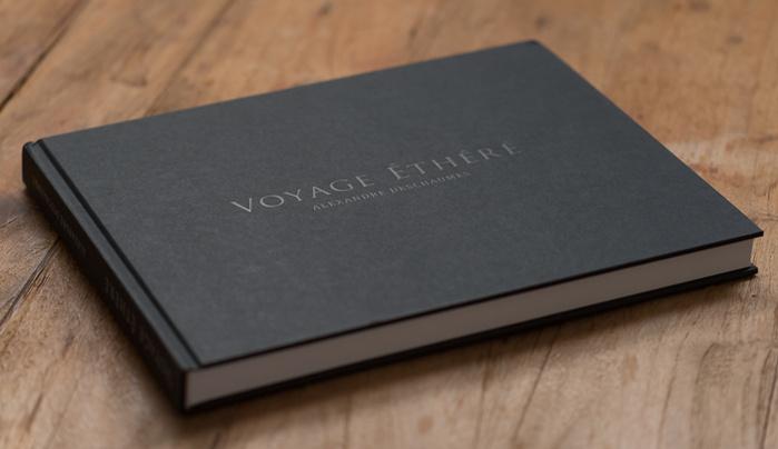 Photography Book Review of Landscape Artist Extraordinaire: Alexandre Deschaumes - Voyage Éthéré