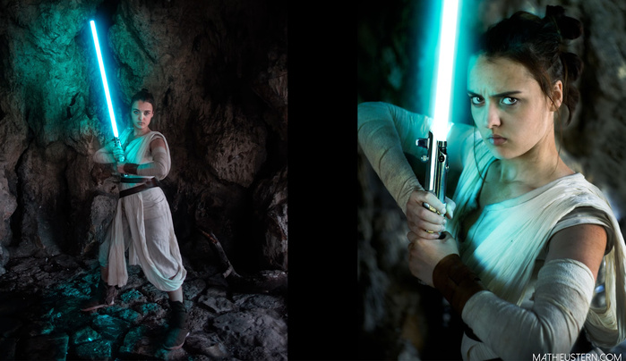 Adding Realistic Glow to Lightsabers in Your Work