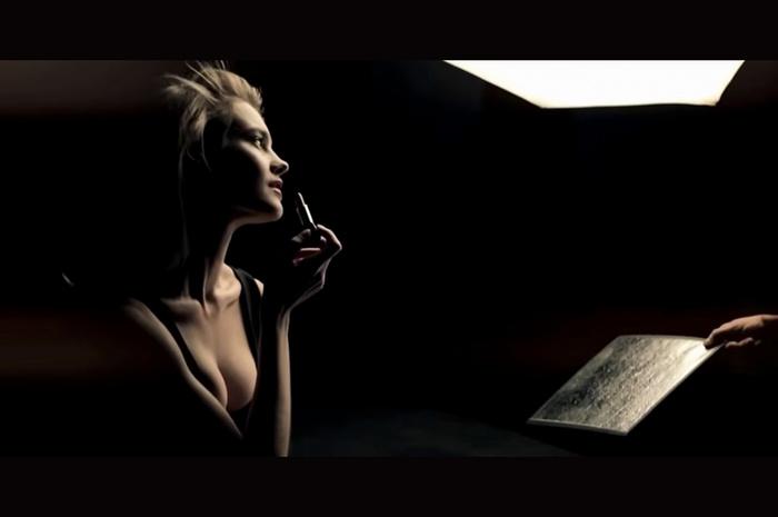 BTS: Watch Patrick Demarchelier Shoot a Beauty Campaign for Guerlain