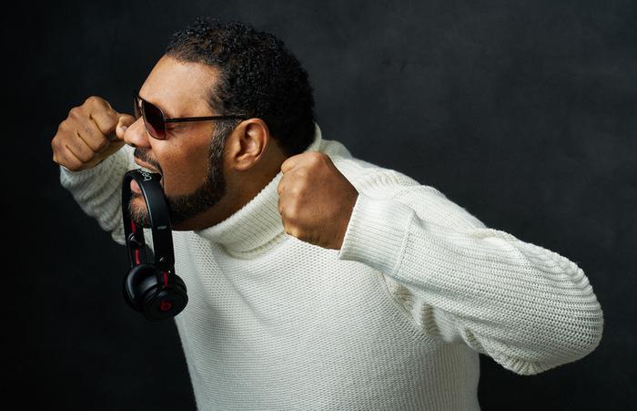 Behind The Scenes Celebrity Portrait Shoot With Grammy Award Winner Fatman Scoop Fstoppers