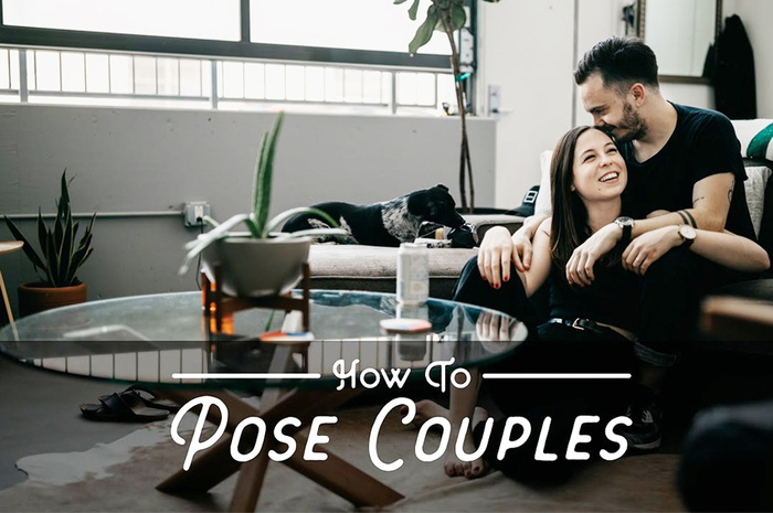 Five Tips for Posing Couples