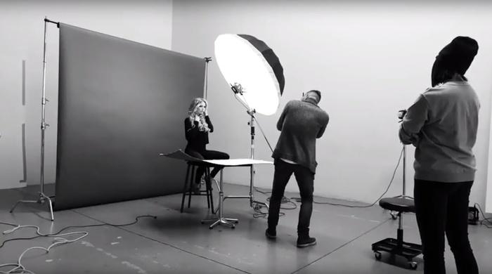 Strobes vs. Natural Light Portraits in a Studio Setting