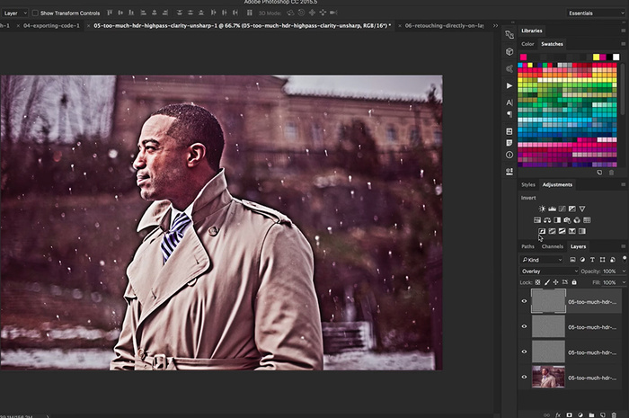 10 Mistakes People Make in Photoshop
