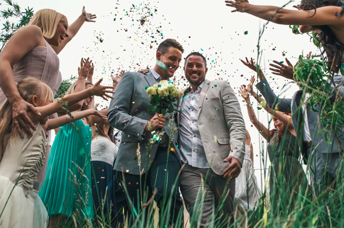 An Easy Tutorial for Getting a Great Wedding Photo