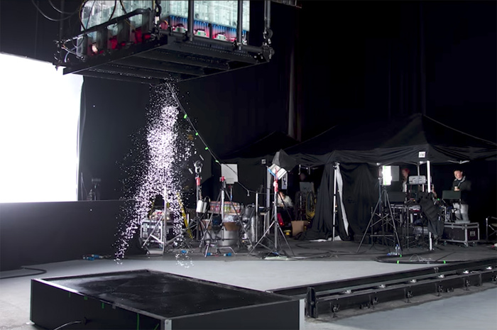Gatorade Blows Our Mind by Creating the World's First Water Man Using No CGI