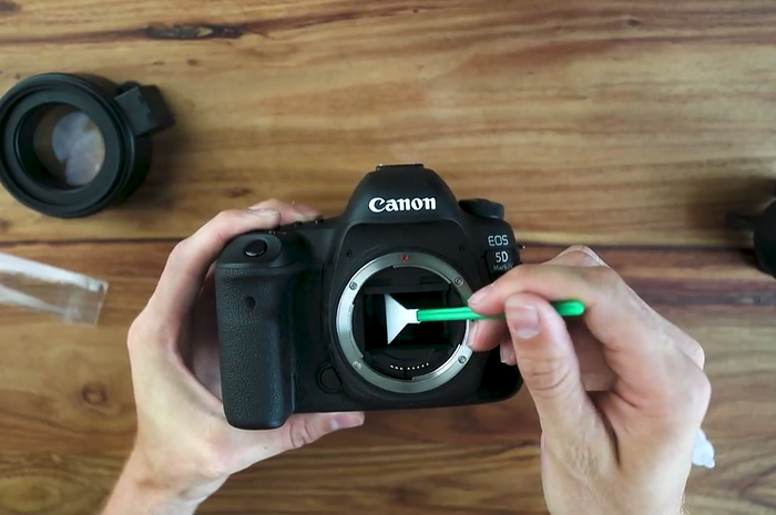 How to Clean Your Camera's Sensor