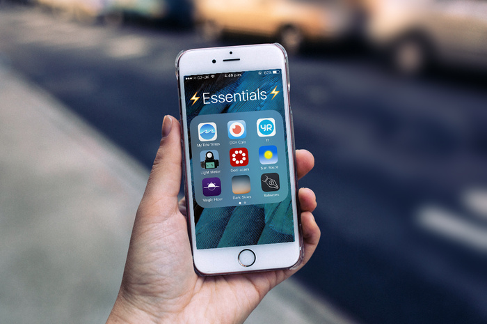 Mobile Video And Photography: 11 Free Apps I Couldn't Live Without As A Photographer