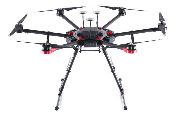 Man Arrested After Using Consumer Drone to Smuggle 13 Pounds of Meth Across Border