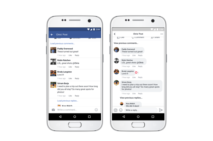 Circles Are the New Squares at Facebook