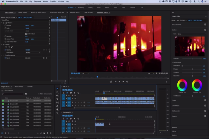 Faster Than Ever Video Editing Workflow With Pancake Timelines