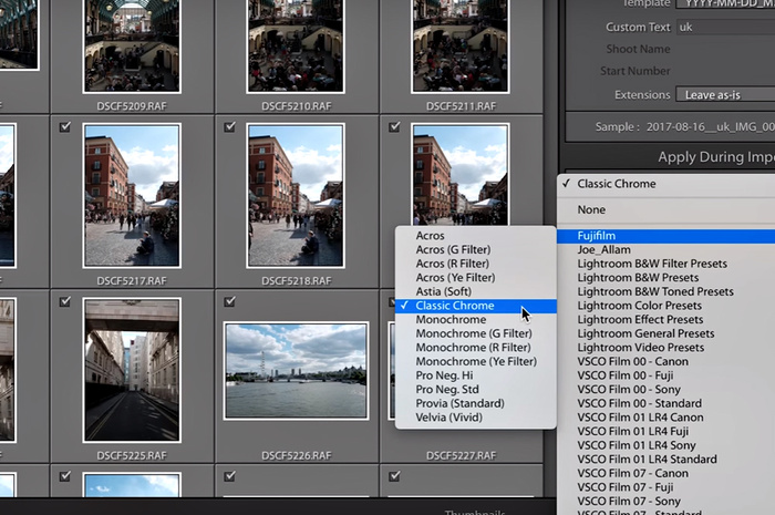 Lightroom Tutorial: Travel Photographer Joe Allam Walks Through His Import Workflow