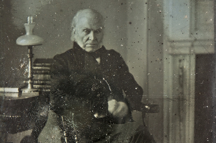 After 150 Years, A Portrait Of A U.S. President Reemerges
