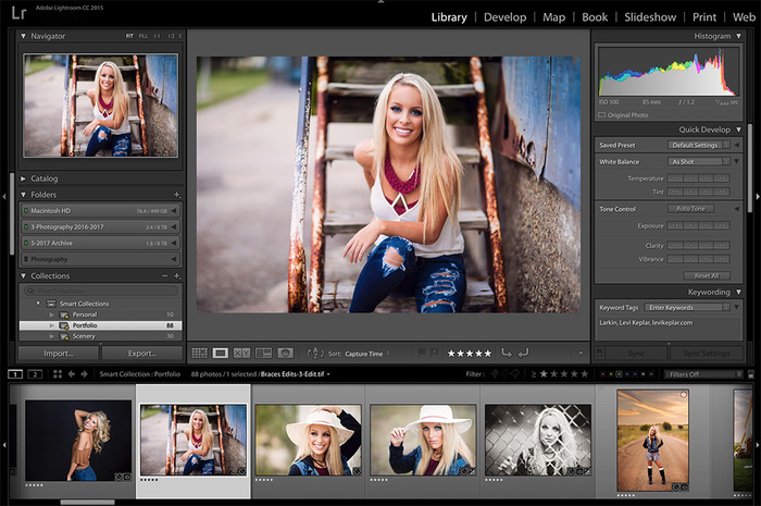 A Beginner's Guide to Adobe Lightroom: Part 3