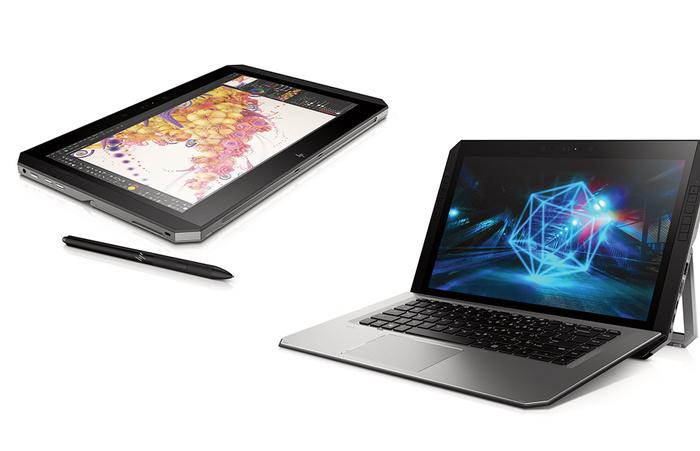 Creative Workhorse: HP Announces ZBook x2