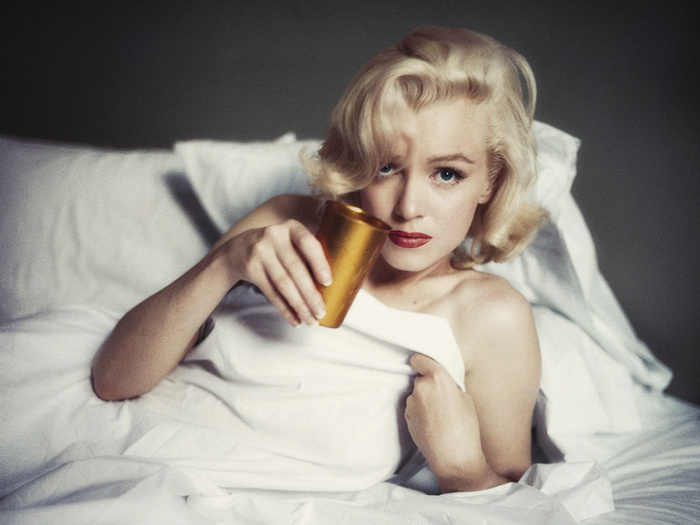Never Before Seen Images of Marilyn Monroe Released