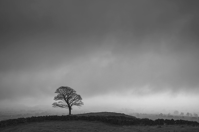 How to Create a Moody Black and White Landscape Image in Lightroom |  Fstoppers - How To Create A Moody Black And White Landscape Image In Lightroom