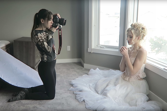 Behind the Scenes: Shooting Backlit and Natural Light Portraits With Irene Rudnyk