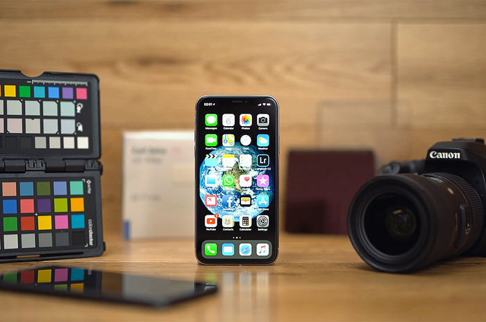iPhone X In-Depth Camera Review (Comparisons with Canon 80D and iPhone 7 Plus)