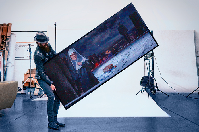 Making 150-Megapixel Photographs on a 10-Year-Old Camera
