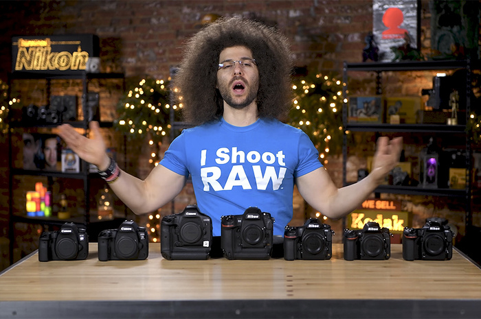 Canon Versus Nikon: An Overview to Help You Decide Which to Buy