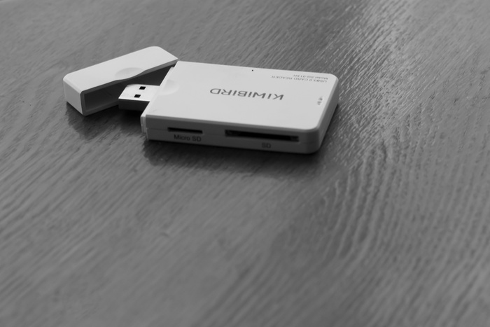 Why a $9.99 Card Reader Will Complete Your Photography Setup