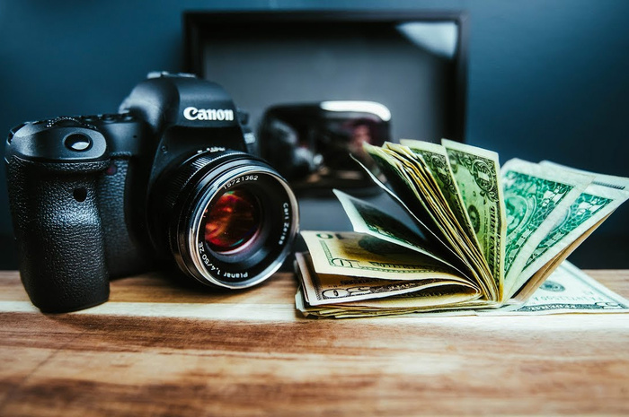 Image result for money with camera