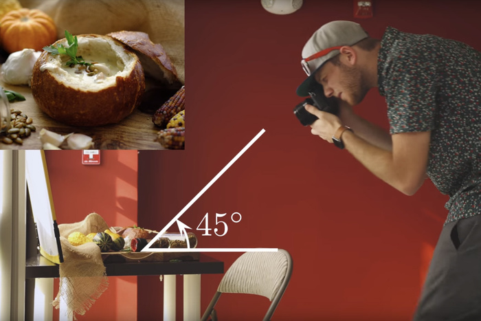 A Three-Minute Guide to Food Photography