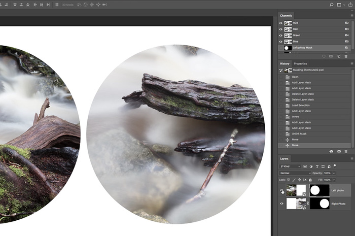 Ten Shortcuts for Working With Layer Masks in Photoshop