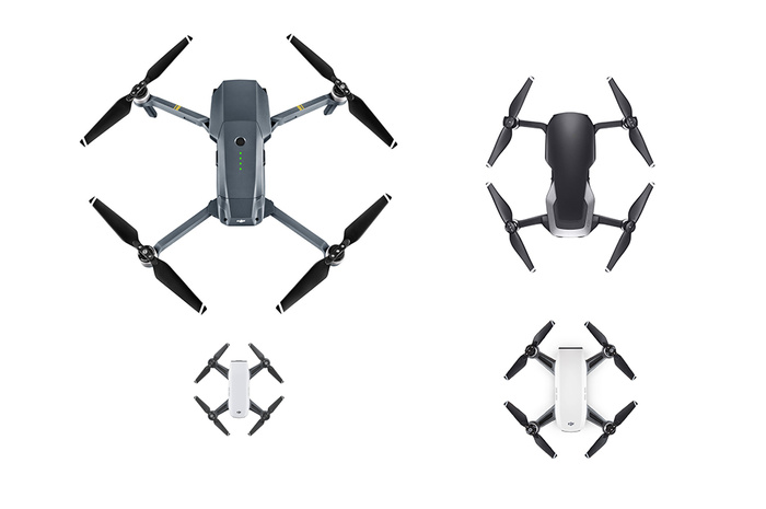DJI Tello Spark Mavic Air Or Pro What Are The Differences And Which Drone Should You Pick
