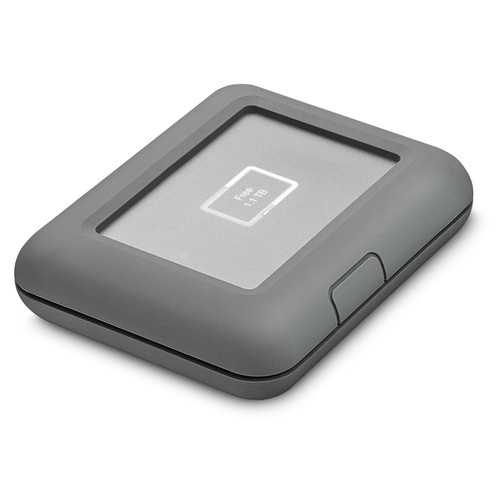 LaCie Announces the 2 TB DJI CoPilot Hard Drive