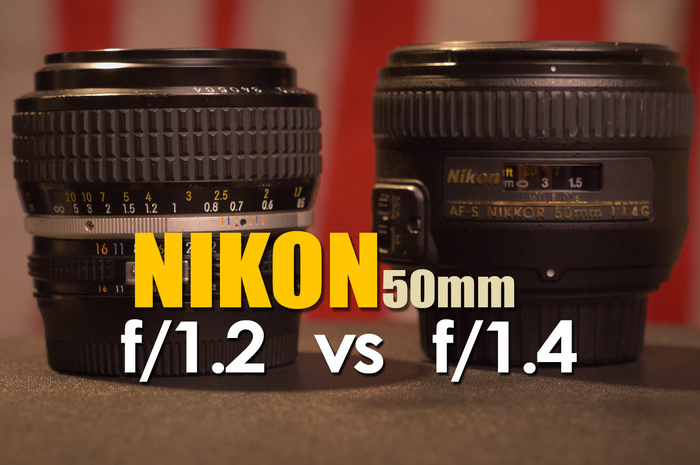 Is the Nikon 50mm f 1.2 Nikkor Lens Better Than the f 1.4 Lens ... 64051f6c536