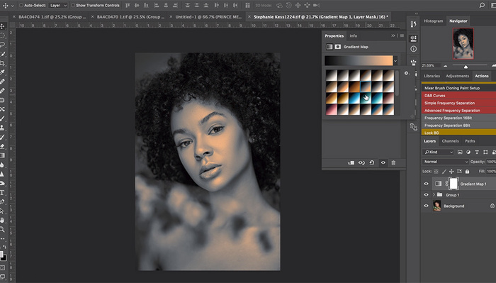 How to Give Your Portraits Beautiful, Rich Skin Tones
