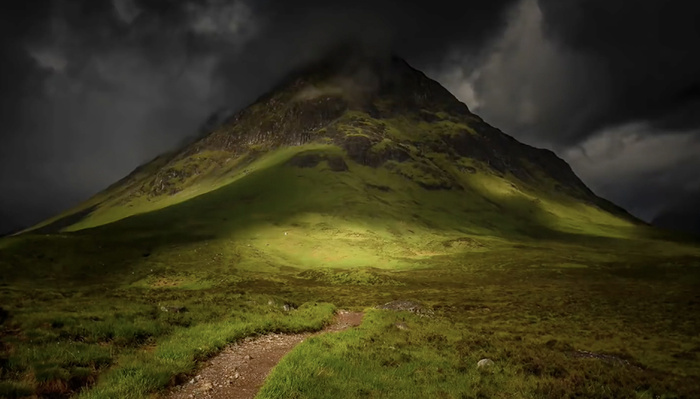 How to Add Depth and Drama to a Landscape Image in Lightroom
