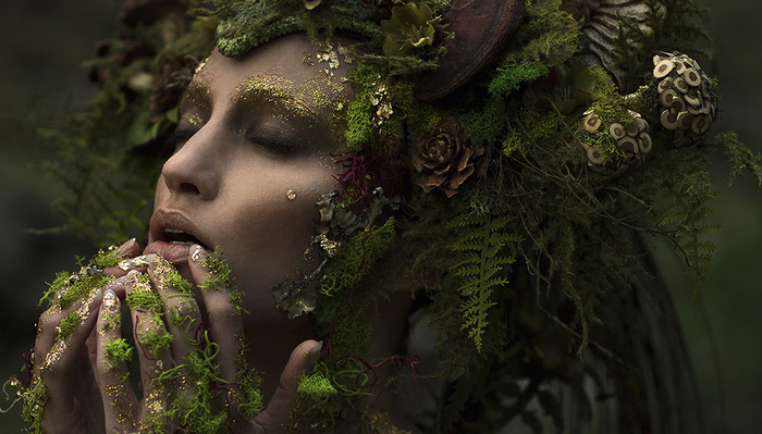 Creating Inspiration for Conceptual Imagery