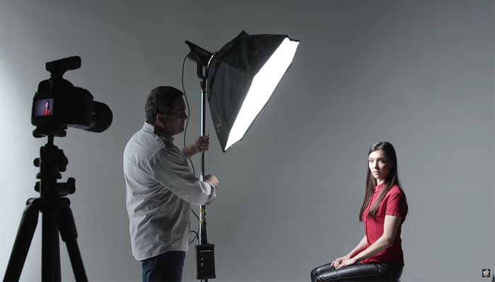 Five Fundamental Portrait Lighting Positions You Should Know