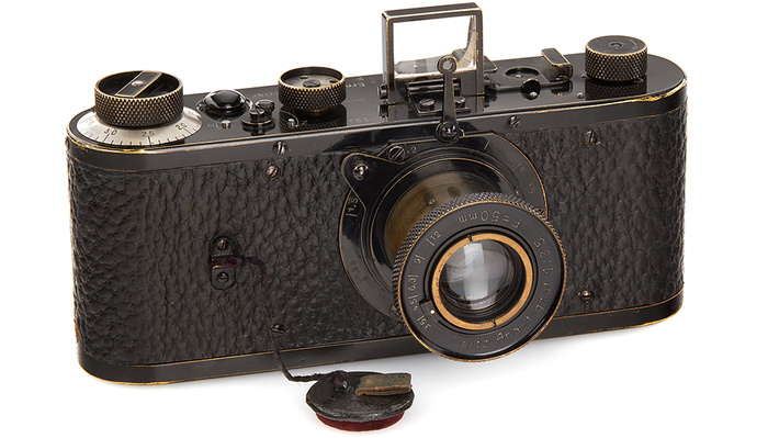 Rare 1923 Leica Prototype Sells for Eye-Watering Price