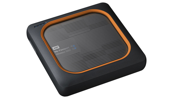Fstoppers Reviews the Western Digital My Passport Wireless SSD Portable Hard Drive
