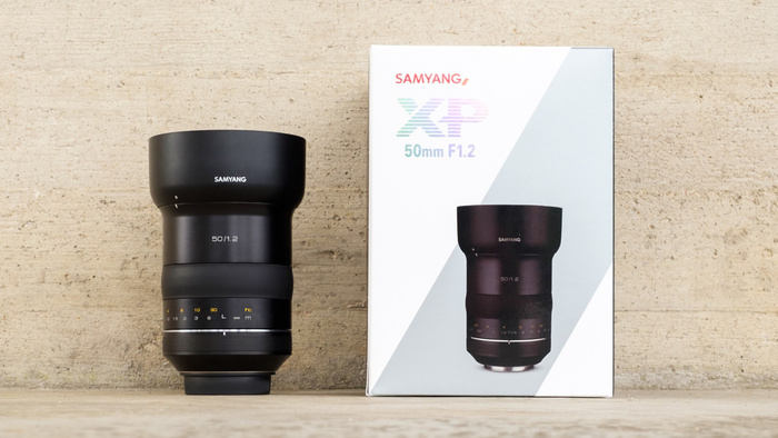Lens Review: Samyang XP 50mm f/1.2 Lens