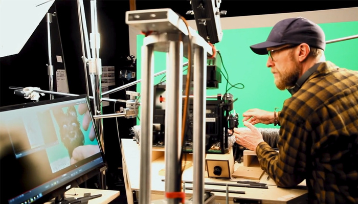 A Behind the Scenes Look at Wes Anderson's Latest Stop-Motion Feature 'Isle of Dogs'